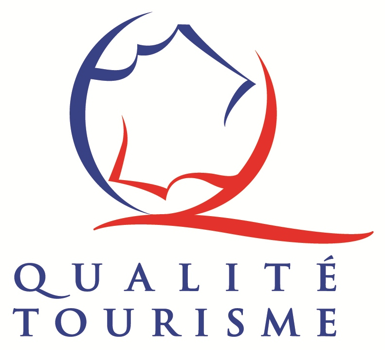 logo qualite tourisme pour le grand hotel du golfe d'argeles sur mer